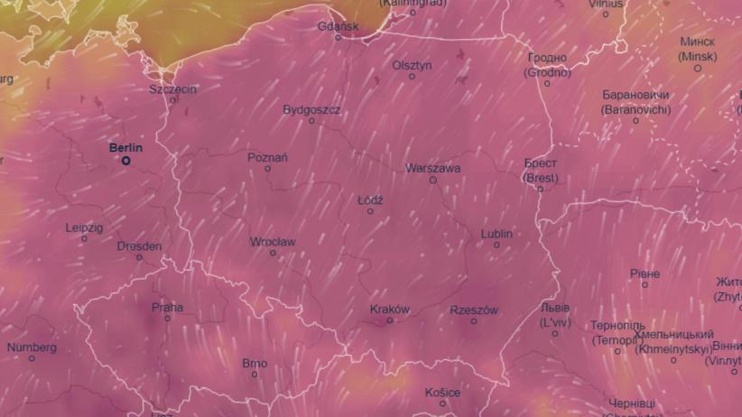 Pogoda długoterminowa. Wyż Xandra zmierza do Polski. Wraca upał