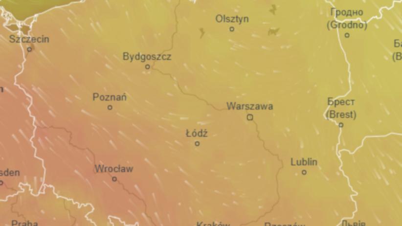 Pogoda na niedzielę 26 września