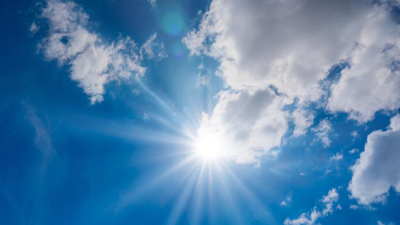Słońce, chmury, pogoda na piątek