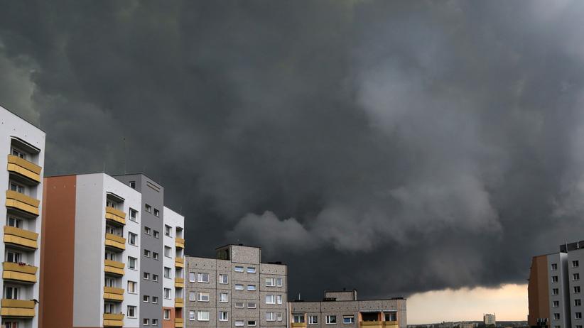 Pogoda. Burze dziś w Polsce. Wiry niżowe nadciągają