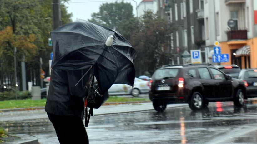 Pogoda. Deszcz, ulewy we wtorek i środę. Są ostrzeżenia IMGW