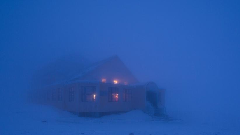 Pogoda. Mgła lodowa i zamiecie śnieżne w górach