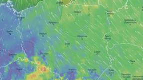 Niebezpiecznie silny wiatr. IMGW wydało alerty dla czterech województw