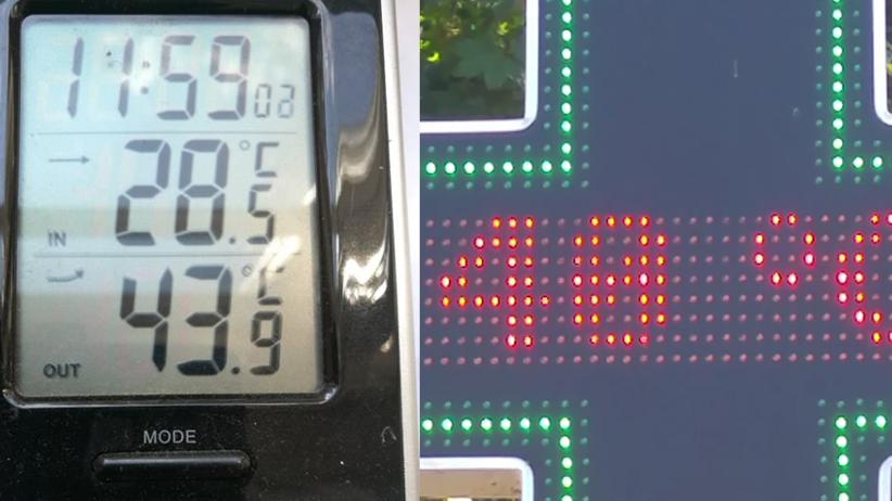 Pogoda. Padł rekord ciepła w czerwcu w Polsce