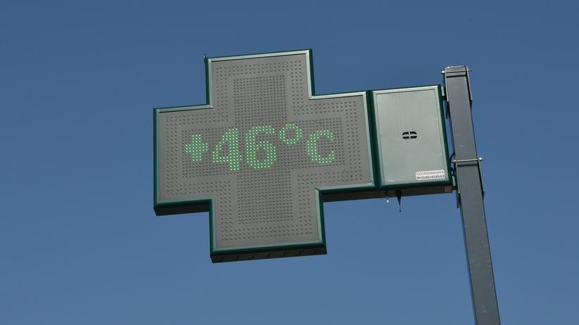 Pogoda. Rekordy ciepła w czerwcu pobite w całej Europie
