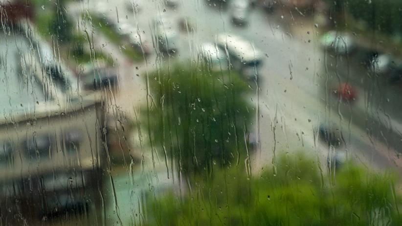 Pogoda. Sobota pod znakiem opadów deszczu i burz