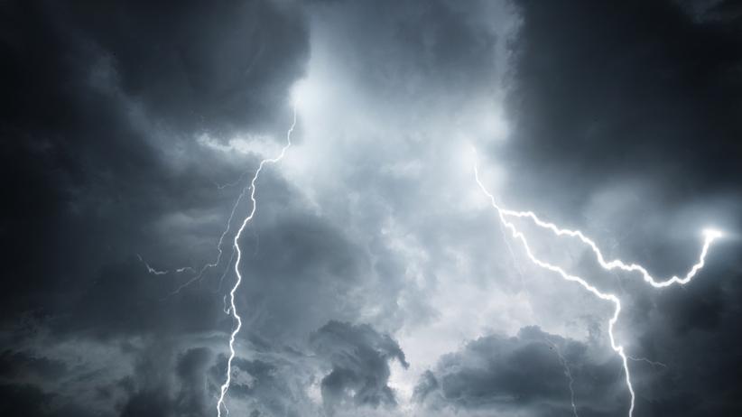 Pogoda. Upały i burze z gradem