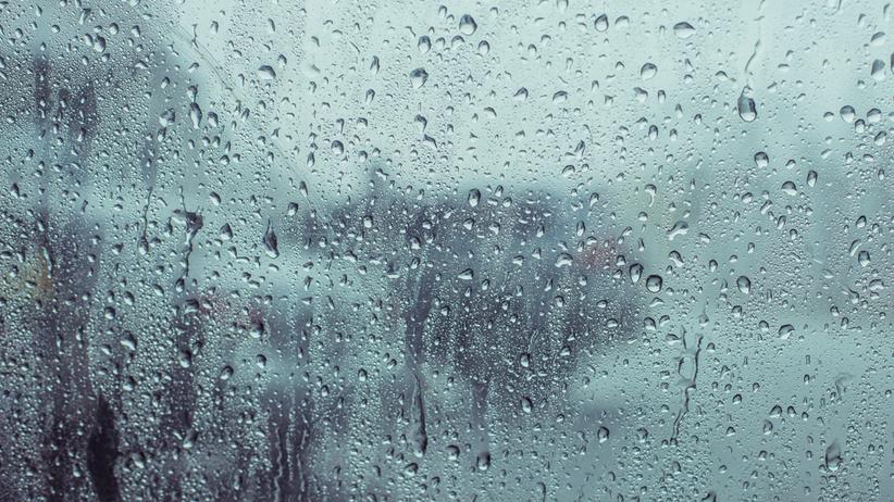 Pogoda. Zachmurzenie i przelotne opady