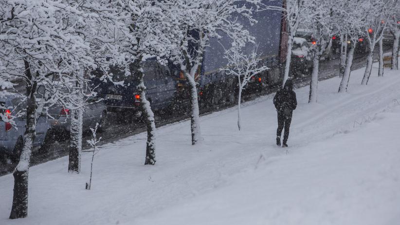 Pogoda. Zakopane w śniegu. IMGW ostrzega przed śnieżycami