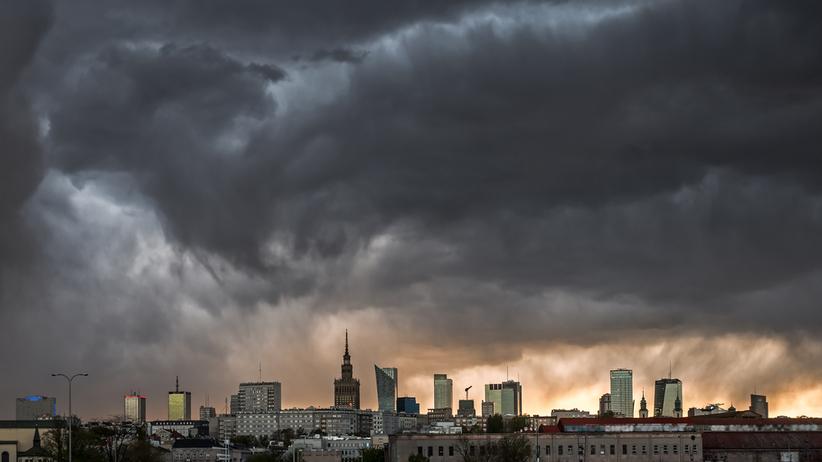 pogoda burze z gradem