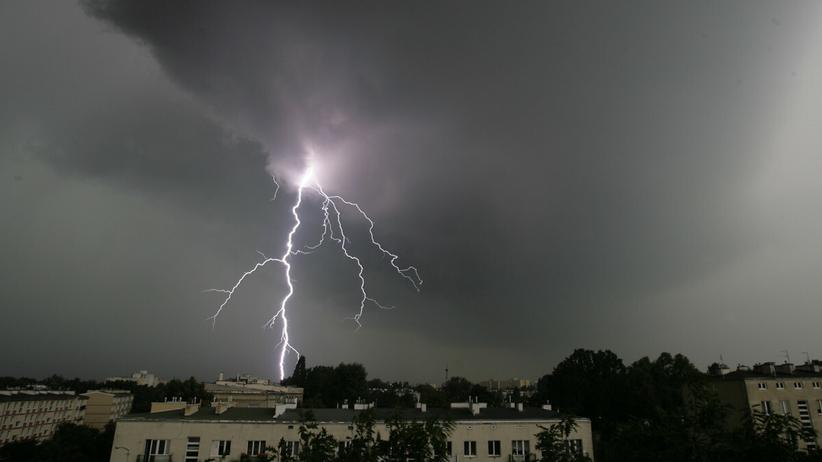 burza nad Polską