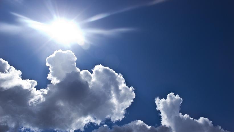Słońce i burze