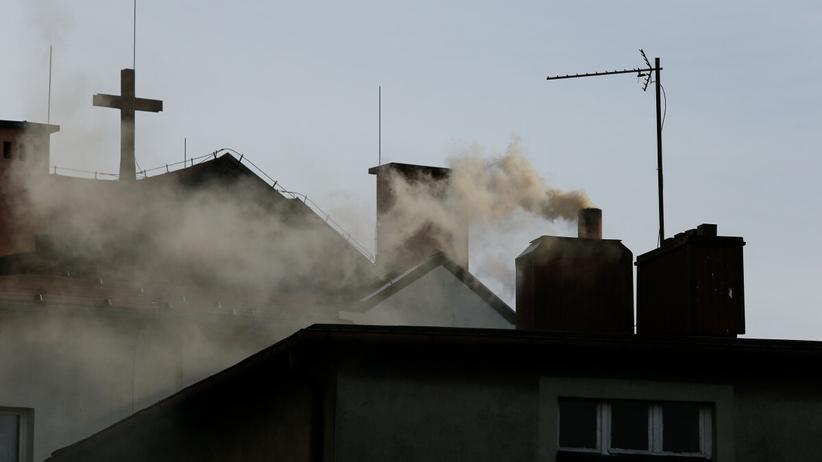 Smog w Polsce. Zła jakość powietrza w wielu miejscowościach na południu kraju