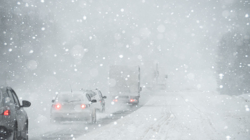 śnieżyca w Polsce