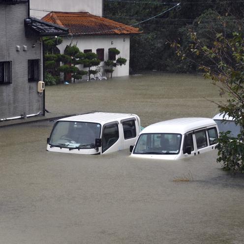 Tajfun Hagibis pustoszy Japonię. Lawiny błotne, trąby powietrzne. Są ofiary