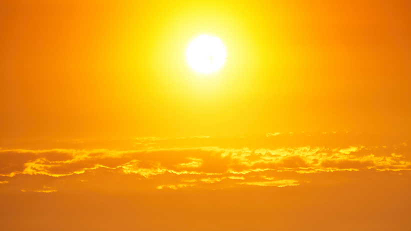 Rekordowa temperatura w Wielkiej Brytanii