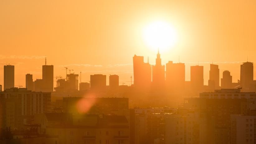 Tropikalne noce, podtopienia, upały. Smutne prognozy zmian klimatu dla Warszawy