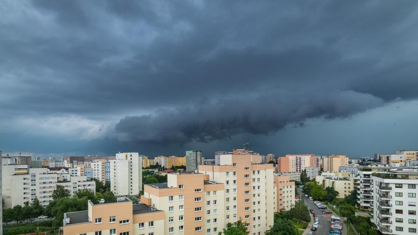 załamanie pogody w Polsce