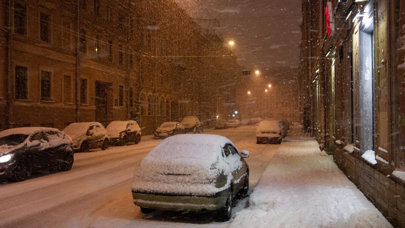 Zima atakuje. W najbliższych dniach śnieg i deszcz ze śniegiem