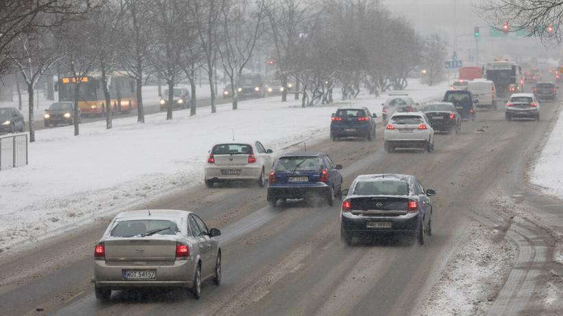 zima w Polsce 2020