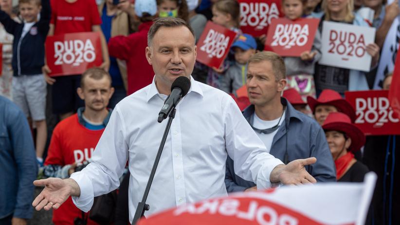 Andrzej Duda ułaskawił skazanego za pedofilię. Matka ofiary: jestem mu wdzięczna