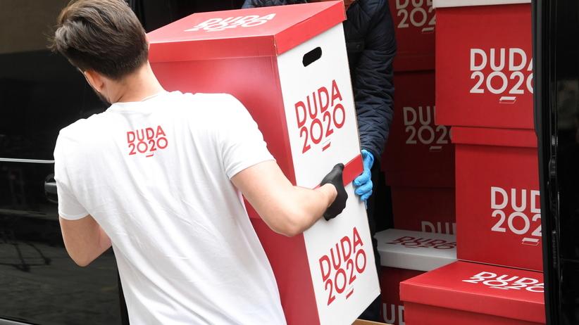 Andrzej Duda podpisy