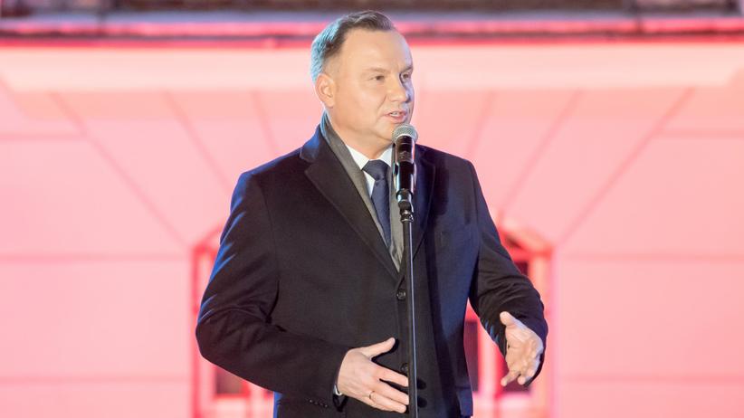Andrzej Duda wygwizdany