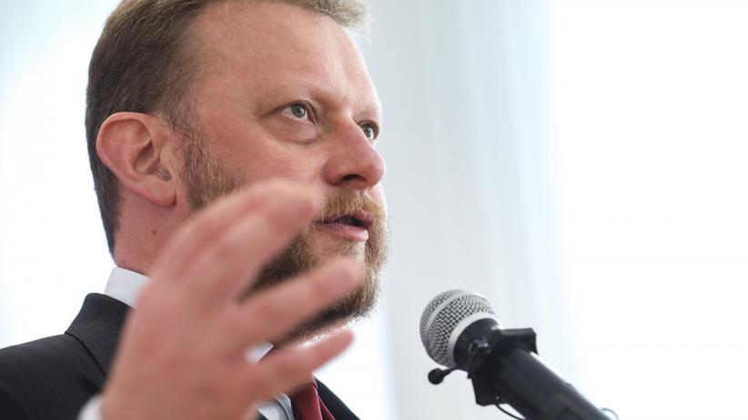 Wybory prezydenckie Łukasz Szumowski