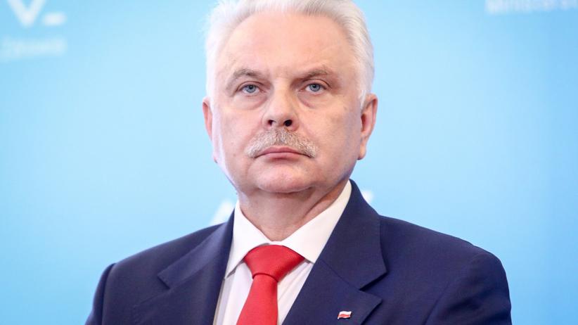 Wiceszef MZ Waldemar Kraska o głosowaniu korespondencyjnym: zagrożenie zakażeniem jest minimalne - Wiadomości