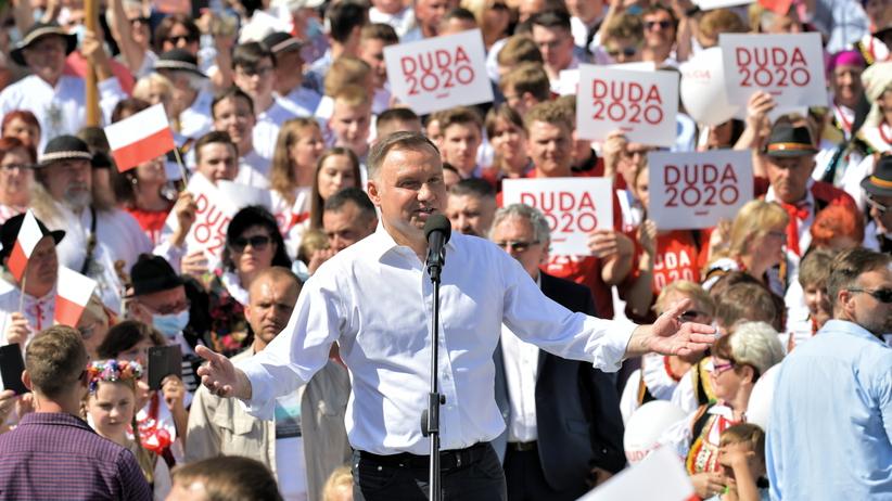 Andrzej Duda/Szczawno-Zdrój