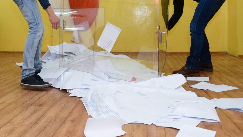 Wybory 2020. Mieszkaniec Gdyni twierdzi, że głosował trzy razy