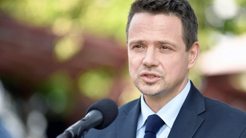 """Trzaskowski obiecuje ulicę Lecha Kaczyńskiego w stolicy. """"Będę do tego namawiał"""""""