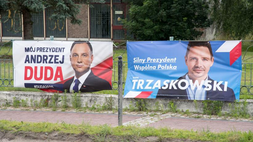 Duda, Trzaskowski