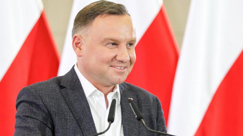 Duda wiedział o planie Gowina i Kaczyńskiego przed debatą? Bielan odpowiada