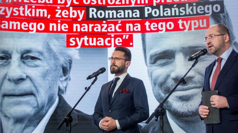 pis uderza w Trzaskowskiego