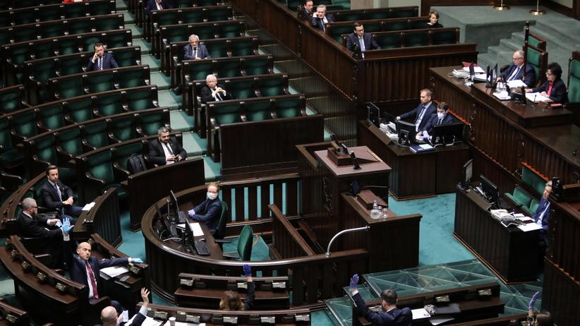 Ustawa o głosowaniu korespondencyjnym uchwalona