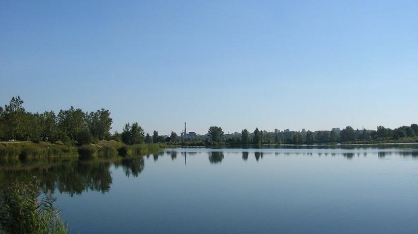 12-latek utonął w stawie w stawie Hubertus w Katowicach