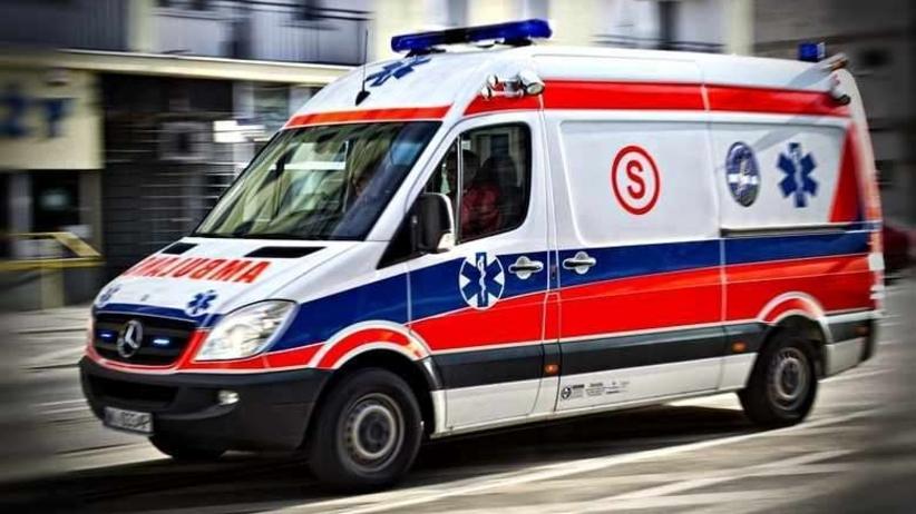 14-miesięczna dziewczynka wypadła z okna w Koninie. Dziecko jest w szpitalu