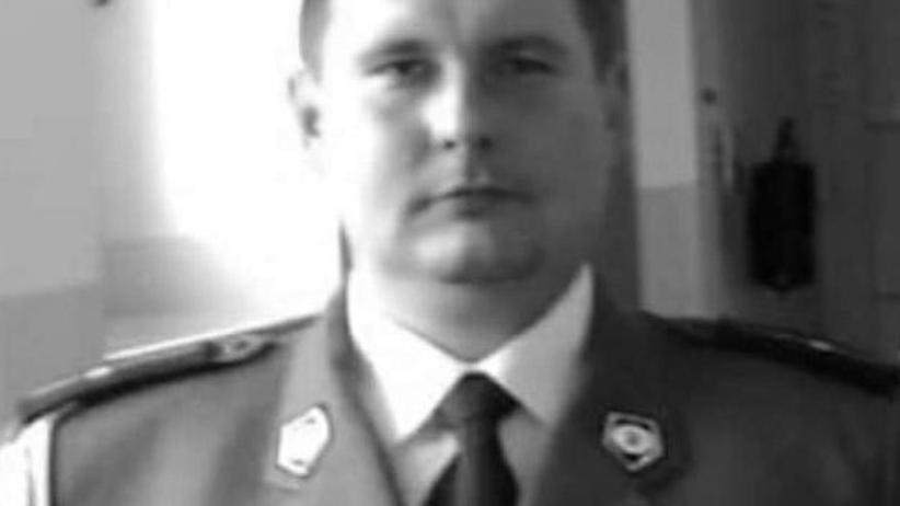 nie żyje policjant chory na COVID
