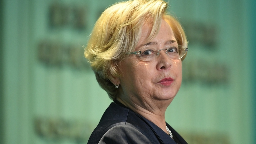 """Afera Piebiaka. Do prof. Małgorzaty Gersdorf wysyłano pocztówki z hasłem """"W****dalaj"""""""