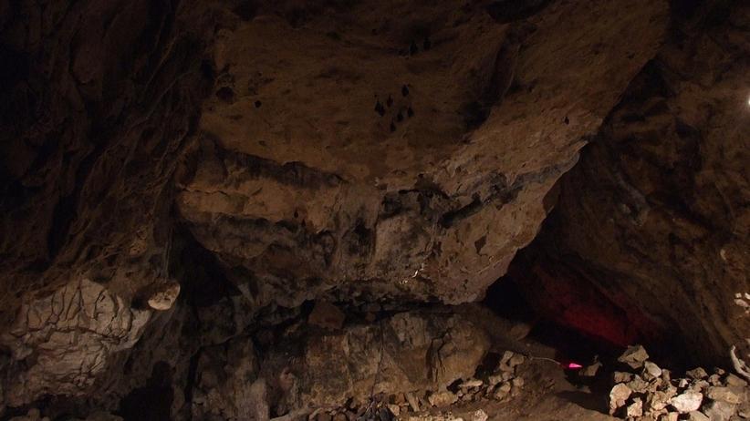 Jaskinia grotołazi