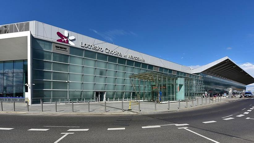 Lotnisko Okęcie w Warszawie