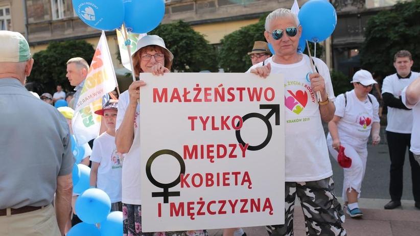 Białystok: Sąd nie zgodził się na marsz rodziny obok Marszu Równości