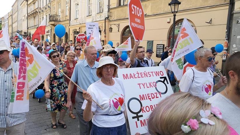 Marsz dla życia i rodziny, Kraków