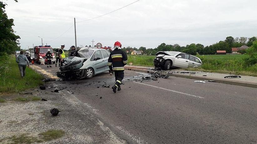 Policjant zginął w tragicznym wypadku. Osierocił dwoje dzieci