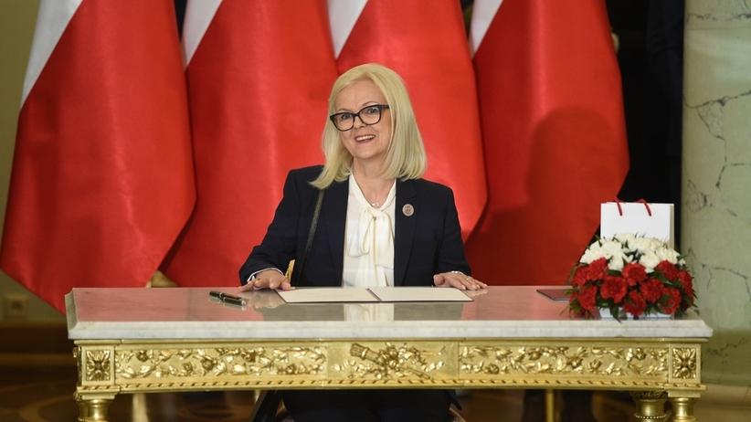Bożena Borys-Szopa - kim jest nowy minister rodziny, pracy i polityki społecznej?