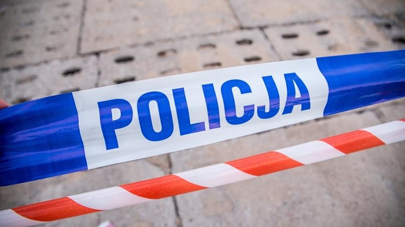 Strzały w szkole pod Włocławkiem. Były uczeń postrzelił dwie osoby