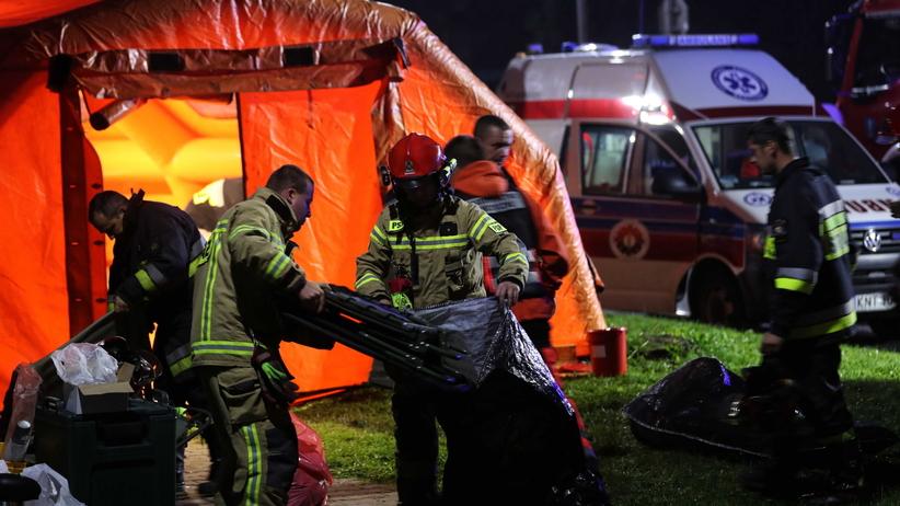 Naczelnik TOPR: Liczba poszkodowanych jest naprawdę przerażająca