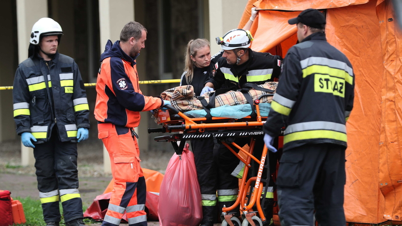 Pięć ofiar śmiertelnych po burzy w Tatrach. Wśród nich dwoje dzieci