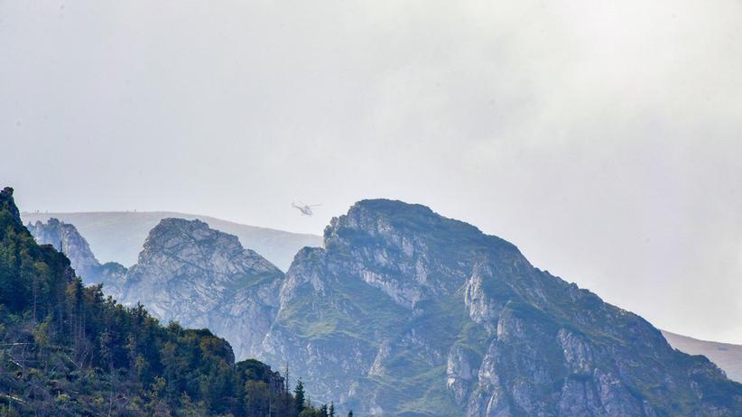 Kolejna burza zbliża się do Zakopanego i okolic. Synoptycy ostrzegają